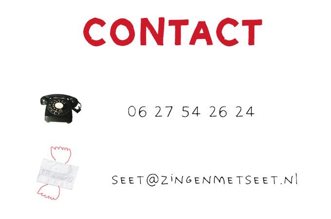 Seet contact